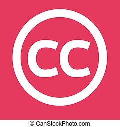 Creativecommons CC Icon Illustration Art