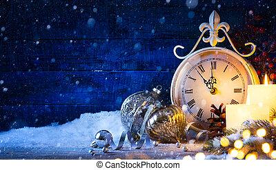 ??? Christmas holiday eve