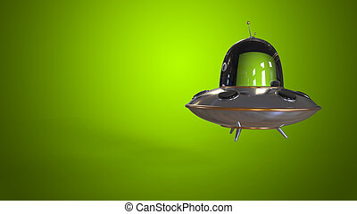 Flying saucer