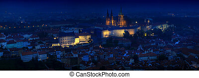 Vitus cathedral - June 2015 Prague, Czech republic....