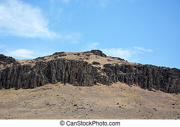 Craters of the Moon at the USA