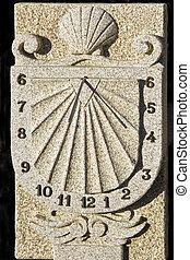 Sundial - Artistic sundial