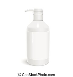 body care bottle