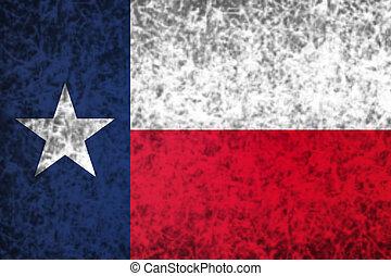 Flag of Texas.