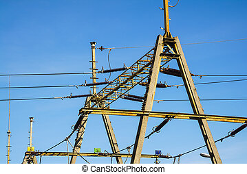 Overhead Line Stock Photos And Images 2 821 Overhead Line Pictures And Royalty Free Photography