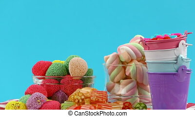 Candy Sweet Jelly Lolly Sugar Food - Candy Sweet Jelly Lolly...