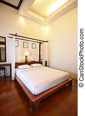 Nice hotel bedroom
