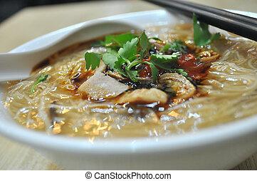 Delicious mee sua - food