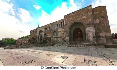 mosque - Alaaddin Mosque, Konya