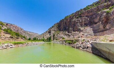 blue canyon, konya
