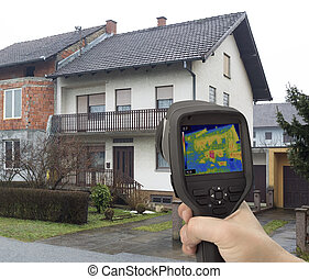 Thermal Insulation Investigation - Heat Leak Detection with...