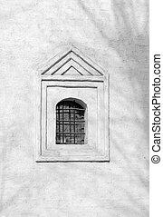 window in the Church
