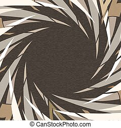 Whirlpool Background - Abstract geometrical background....