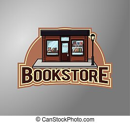 Book store building