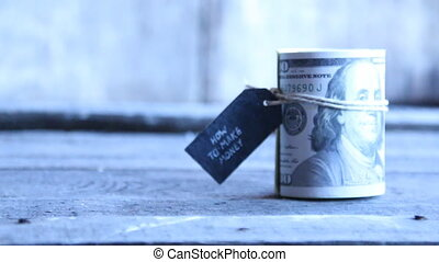 How to Make Money. Toned. - How to Make Money, tag with the...