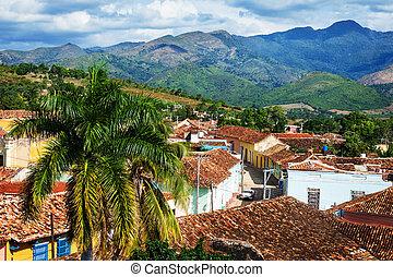 beautiful old Trinidad
