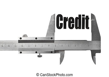 How big is our credit