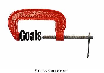 Compress the goals