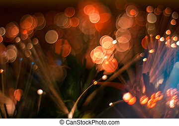 Colorful glare lights - Colorful abstract beautiful glares...
