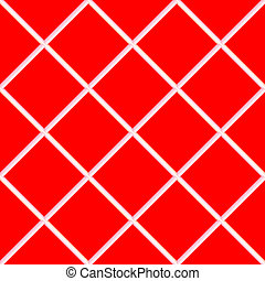 red seamless ceramic tiles, abstract texture; art...