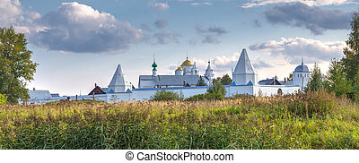Intercession Pokrovsky Monastery in Suzdal Russia -...