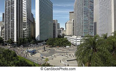 Rio de Janeiro - Largo da Carioca Square