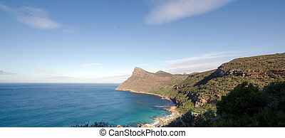 Cape of good hope - Picture shows the cape of good hope in...