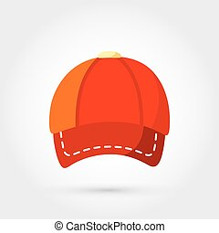 Cap Design element - This is a vector illustration of Cap...