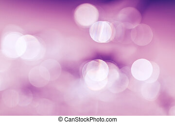 background lavendel glitter bokeh - different bokeh...