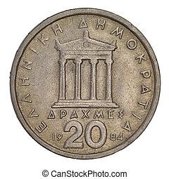 Grego, antiga, Templo,  Parthenon