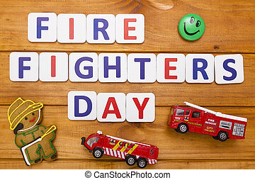 Firefighters day - Fire fighters Day - the international day...