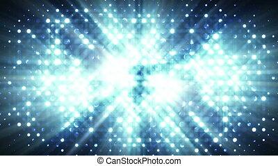 blue club light wall loopable background - blue club light...