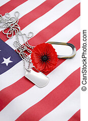 USA Memorial Day concept. - USA Memorial Day concept with...