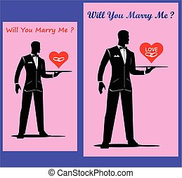 will you marry me ?