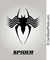 SpiderBlack Spider Computer Virus - SpiderBlack Spider bug...