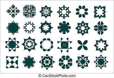 decorative element set.eps - decorative element set