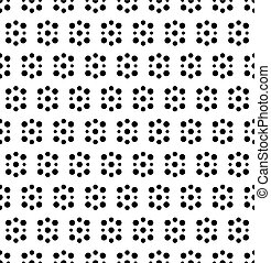 Retro seamless vector pattern