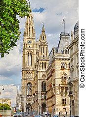 Viennas Town Hall