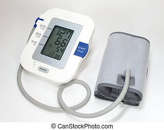 Blood pressure monitor and cuff - A modern blood pressure...