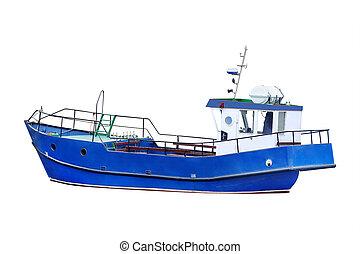 motor boat stand at a berth - image of motor boat stand at a...