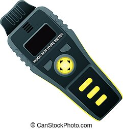Wood moisture Metereps - Electronic moisture meter wood for...