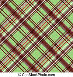 Diagonal seamless pattern in warm colors - Detailed Diagonal...