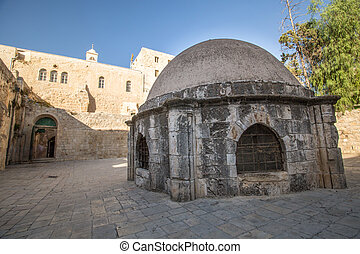 Church of the Holy Sepulchre, Jerusalem - Church of the Holy...
