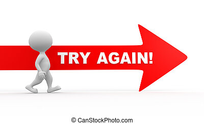 try again stock illustrations 334 try again clip art