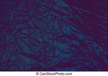 Abstract background - Abstract background made of plastic...