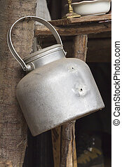 old water container