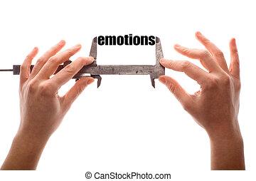 grande, emoções