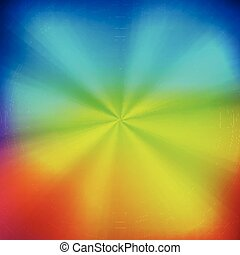 Abstract blurred background with texture - Abstract colorful...