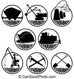 Coal mining industry Illustrations and Clip Art. 2,181 Coal mining ...
