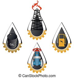 The icons of the oil industry-2